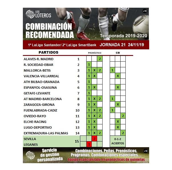 RECOMENDADA J23